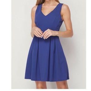 Teeze me NWT blue dress